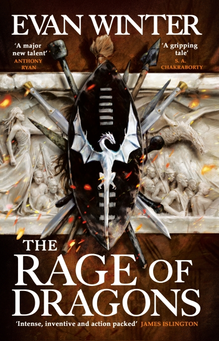 The Rage of Dragons by Evan Winter | Hachette UK