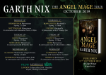 Garth Nix tour