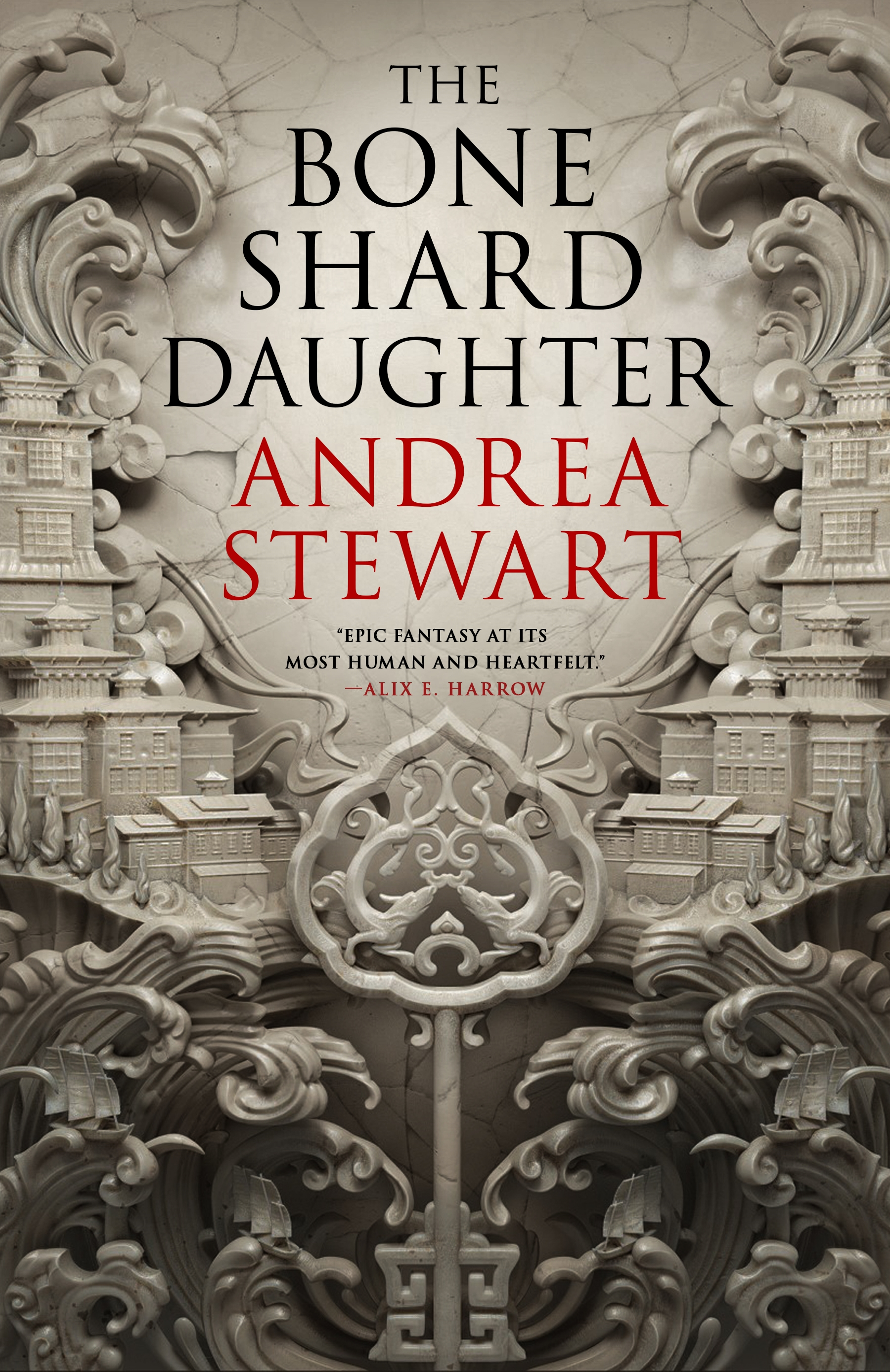 The Bone Shard Daughter by Andrea Stewart | Hachette UK