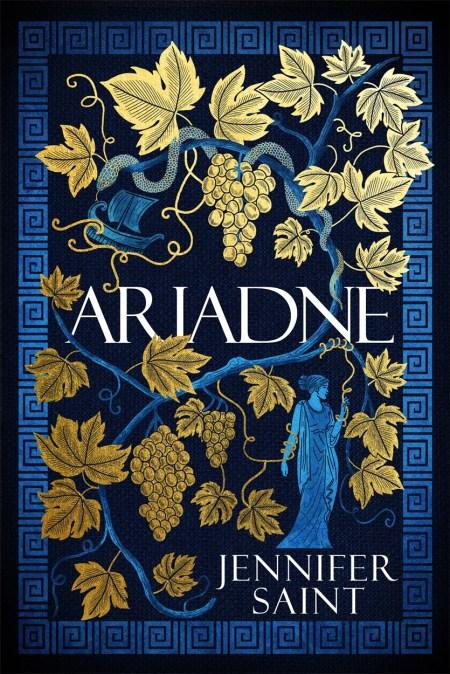 Ariadne by Jennifer Saint | Hachette UK